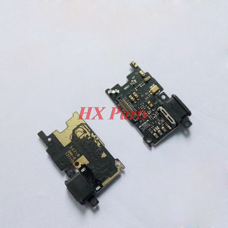 10 PCS OEM USB Charging Port Flex Cable For Xiaomi Mi 6 Mi6 USB Charger Plug