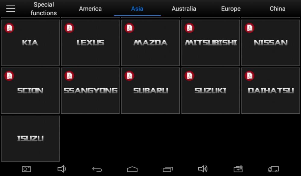 2016 Original XTOOL EZ400 same function as XTOOL PS90 PS 90