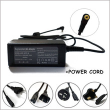 19V 2.15A 40W AC Adapter Charger Energy For Acer Aspire One AOD270 D270 AO522 522 Energy Wire Adapter For Laptop computer Caderno