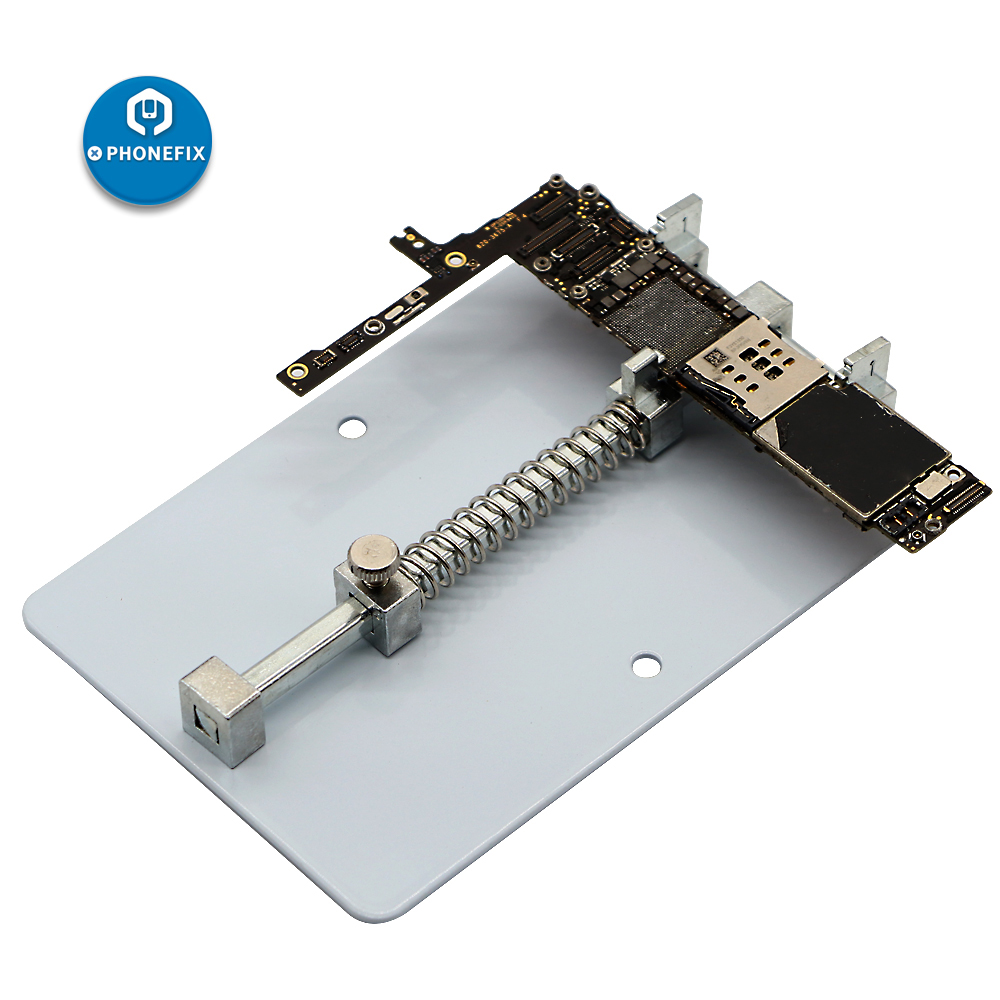 JM-Z15 Cell Phone Motherboard PCB Fixture Holder Phone Circuit Board Fixing Platform Fixture For iPhone iPad Samsung PCB Repair image