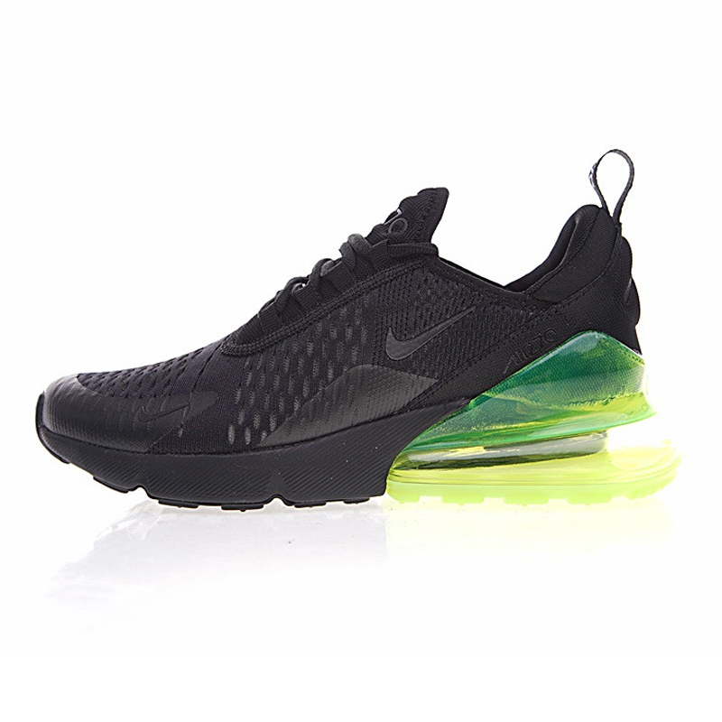 US $56.45 41% OFF|Originele Authentieke Nike Air Max 270 mannen Loopschoenen Air Sole Sport Outdoor Sneakers Ademend Comfortabele Heren Schoenen in
