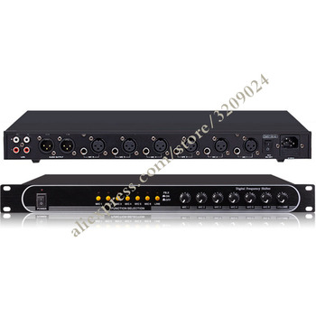 Microphone Frequency Shifter Feedback Suppressor Hub Microphone Anti-howling Suppression