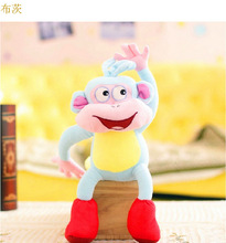 Hot sale ! Dora Plush toy the Explorer Plush Dolls Toy for Child birthday 45cm Boots the Monkey 1pcs