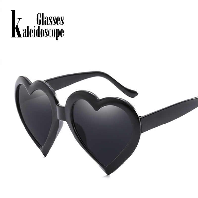 ccf6982729a ... Heart Sunglasses Women brand designer Cat Eye Sun Glasses Retro Love  Heart Shaped Glasses Ladies Shopping ...