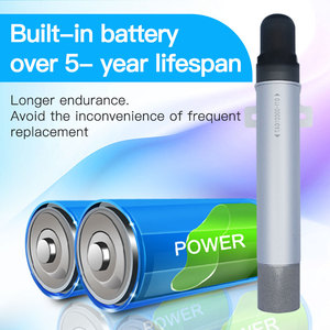 Image 4 - Zasilany z baterii lora bezprzewodowy czujnik temperatury i wilgotności tlenu uniwersalny pomiar wilgotności powietrza w temperaturze tlenu