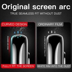 Image 4 - 9D Vetro Temperato per Huawei P30 Lite Compagno di 20 Pro Protezione Dello Schermo di Vetro Per Huawei Honor 20 Pro 20i 10 lite 8x Vetro di Protezione