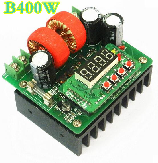B400W Mini DC-DC Digital voltmeter  Control Step Down Module Power Supply Adjustable current voltage Module Electronic Component perception of secondary school students towards inclusive education
