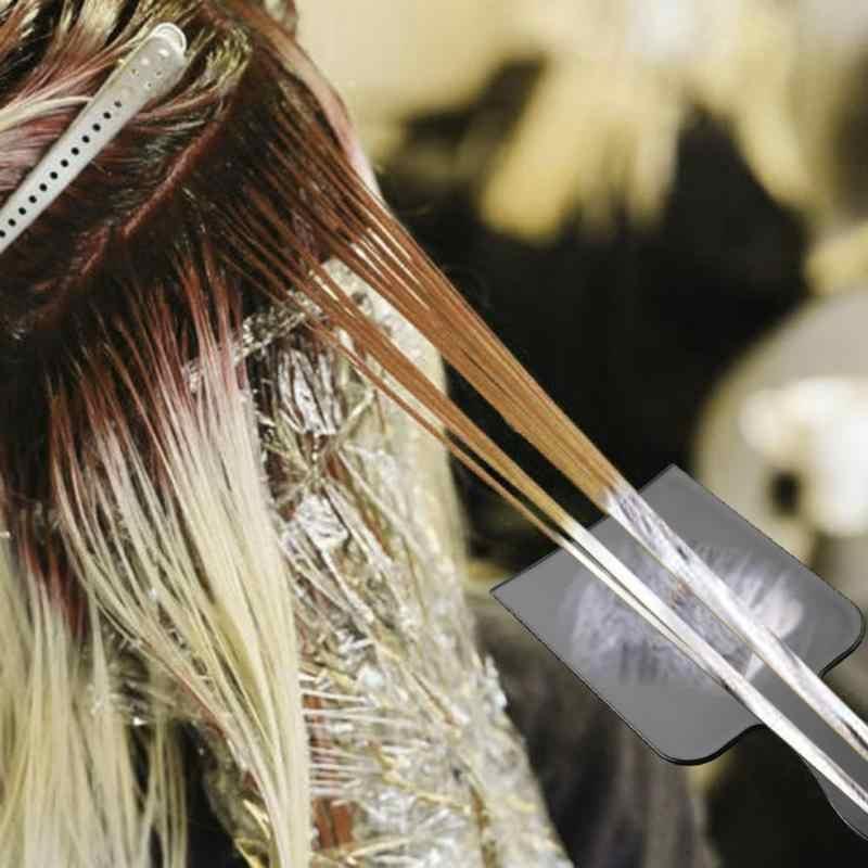 Профессиональный уход за волосами доска для DIY парикмахерские гребни для волос Цветовая панель аксессуары для укладки инструменты салон G0323