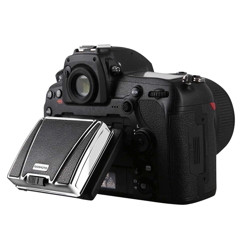 Image 3 - GGS золото Сталь видоискатель SLR Карманный окуляр для Canon Nikon sony видоискатель камера плёнки Зонт рамки SLR маска для глаз-in Защита экрана from Бытовая электроника