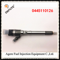 Free Shipping /The original diesel common rail injector 0445110126 is of good quality