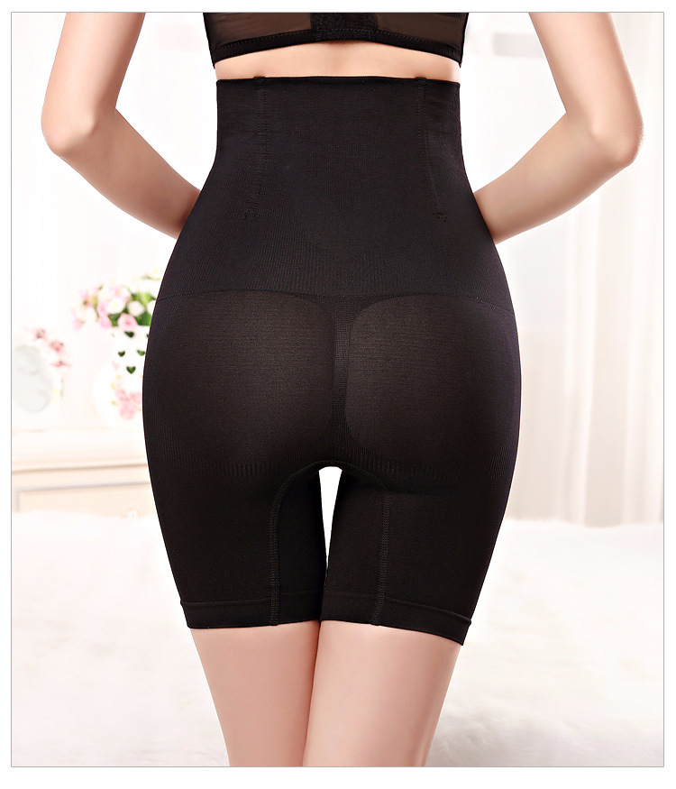 Women High Waist Shaping Panties Breathable Body Shaper