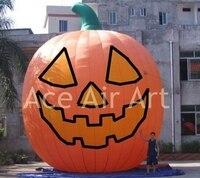 Halloween inflatable cartoon character inflatable yard decoration pumpkin