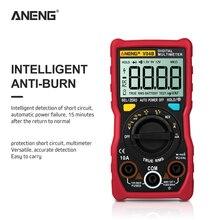ANENG V04B true rms digital multimeter tester esr meter multimeter auto power off peak automatic multimetro meter
