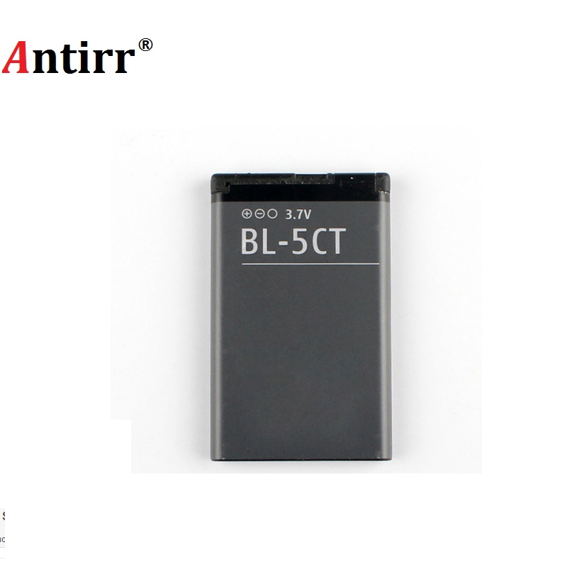 Antirr 1X1050mAh BL-5CT BL5CT BL 5CT Replacement Battery For Nokia 5220 5220XM 6730 C5 6330 6303i C5-00 C6-01 C3-01 C5-02