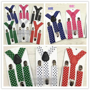color geqing Braces Suspender Children Belt Baby 500PCS