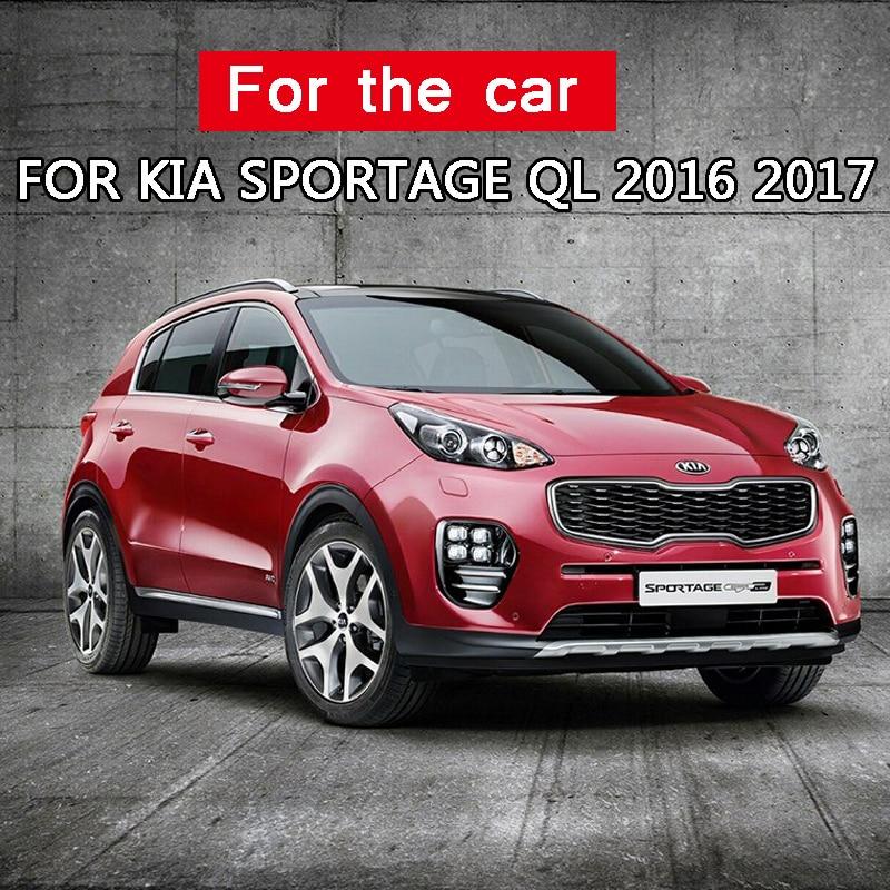 Для KIA Sportage 2016 2017 2018 LHD з вугляроднага - Знешнія аўтамабільныя аксэсуары - Фота 6