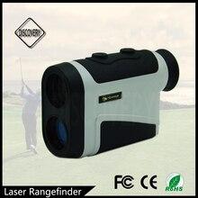 Telescope laser rangefinders distance meter 600m hunting golf range finder free shipping portable laser distance meter telescope range finder rangefinder rangefinders distance 5 1200 m golf camp hunting