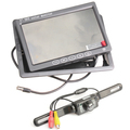 7inch Touch Keys TFT LCD Monitor Night Vision Car Backup Camera Hots-sale