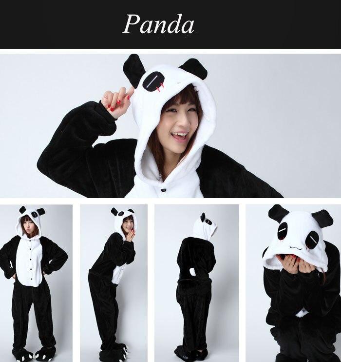 panda adult onesie kigurumi