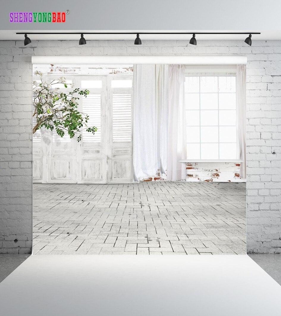 SHENGYONGBAO 10X10ft Art Tissu Personnalisé Photographie Fond Prop Studio thème Décors JUY-1115