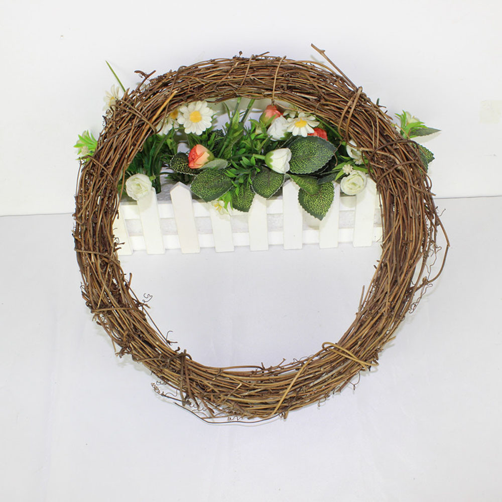 DIY Easter Decorations Garland Wreaths For Home Wedding ...