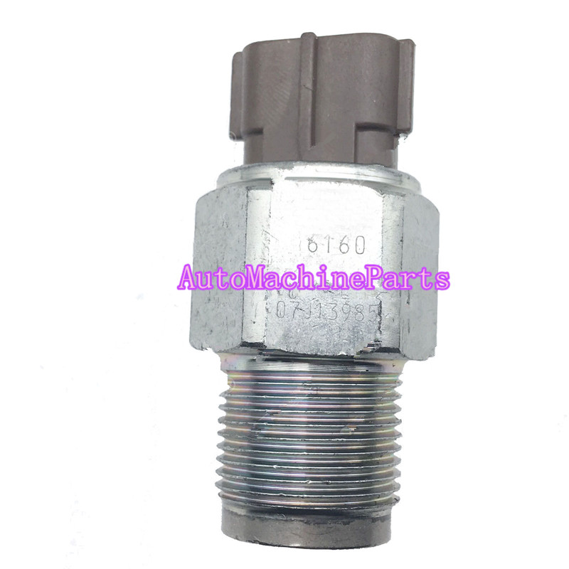 New Fuel Rall High Pressure Sensor Regulator 499000-6141 For Isuzu угольник sola vstg