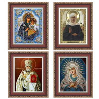 5d Diy Diamond Embroidery Religious Our Lady And Baby Diamond Painting Jesus Mosaic Beadwork Pictures Rhinestones