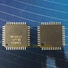 цена на 10 PCS PIC18F46K22-I/PT 18F46K22-I/PT PIC18F46K22 18F46K22 QFP44 Best quality.
