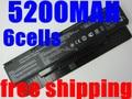 5200 мАч аккумулятор Для ноутбука ASUS A31-N56 A32-N56 A33-N56 N46 N56 N76 F55 N46V N56V B53V B53A F45A F45U N76V R500N N56D R503C