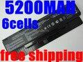 5200 mah batería del ordenador portátil Para ASUS N76 N56 N46 A31-N56 A32-N56 A33-N56 F55 N46V N56V B53V B53A F45A F45U N76V R500N N56D R503C