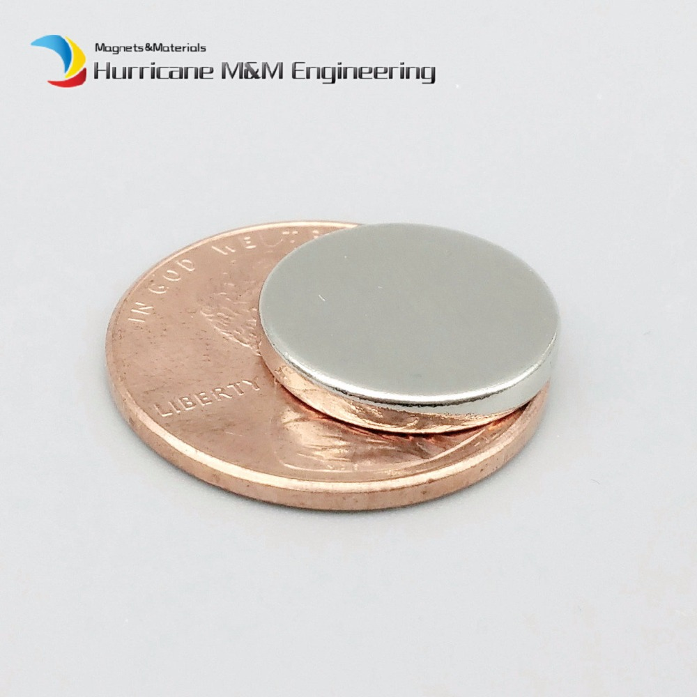1 Pack NdFeB Magnet Disc Dia 13x2 mm thick Strong Neodymium Permanent Magnets Rare Earth Magnets Grade N42 free shipping neodymium disc magnet 10pcs 25x3mm with hole 13mm n50 rare earth permanent strong ndfeb magnets