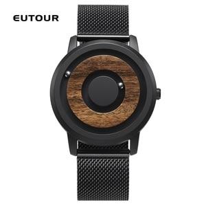 EUTOUR Couple Watch Magnetic D