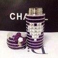 Красочный горный хрусталь hello kitty вакуумные чашки с кристально ручной роскошные подарки для девочек