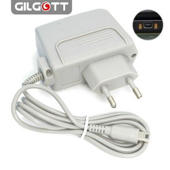 EU Plug Travel Charger for Nintendo NEW 3DS XL AC 100V-240V Power Adapter for Nintendo DSi XL 2DS 3DS 3DS XL 1