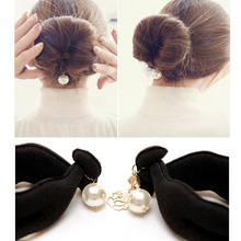 Magic Tools for Messy Hair Bun Long Hair