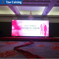 P5 full color 960*960mm 192*192 resolution HD indoor led screen video wall