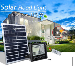 Image 5 - Led Flood Light Outdoor Spotlight Floodlight 40W 60W 100W Wall Washer Lamp Reflector IP67 Waterproof Garden 220V RGB Lighting