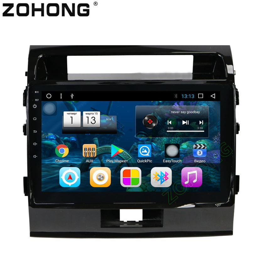 10 2inch 2 5D Android 8 1 Octa 8 Core 2G 32Gb Car dvd player for