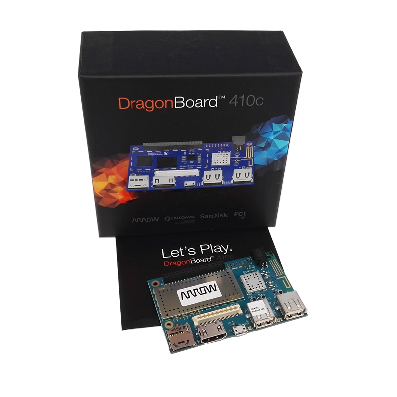 DragonBoard 410C development board WiFi Bluetooth цены онлайн