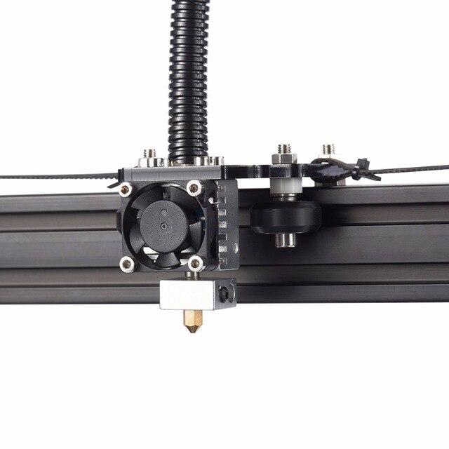 2018 Classic TEVO Tarantula I3 Aluminium Extrusion 3D Printer 5
