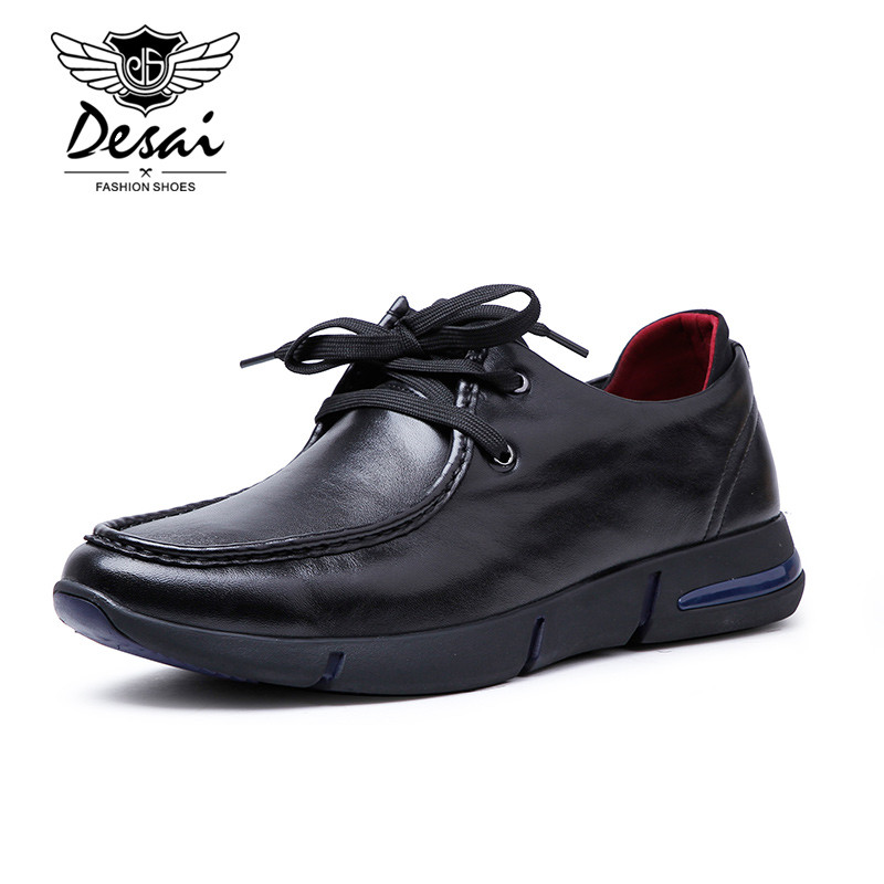 Genuine Leather Mens Shoes Casual Top Quality Brand Moccasins Men Loafers Lace Up Leather Shoes Men cbjsho brand men shoes 2017 new genuine leather moccasins comfortable men loafers luxury men s flats men casual shoes