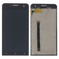 Black LCD Display Glass Touch Screen Digitizer Assembly For Asus ZenFone 5 A500CG A500KL NEW