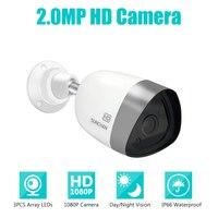 SunChan IP66 1080 P 2.0MP ИК светодио дный Ночное видение Водонепроницаемый безопасности Камера высокое качество AHDH Камера наружного видеонаблюдения...