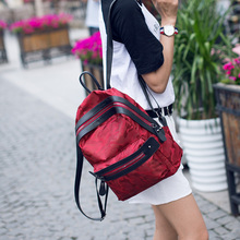 New Fashion Korean Style Women's Backpacks Trend Camouflage Waterproof Women Backpack Oxford School Bag Fashion Mochila Escolar