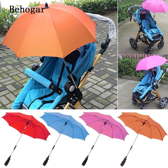 Behogar Baby Pram Pushchair Buggy Stroller Carriage Anti UV Rays Sunshade Parasol Sun Shade Canopy Folding  sc 1 st  AliExpress.com & Behogar Baby Pram Pushchair Buggy Stroller Carriage Anti UV Rays ...