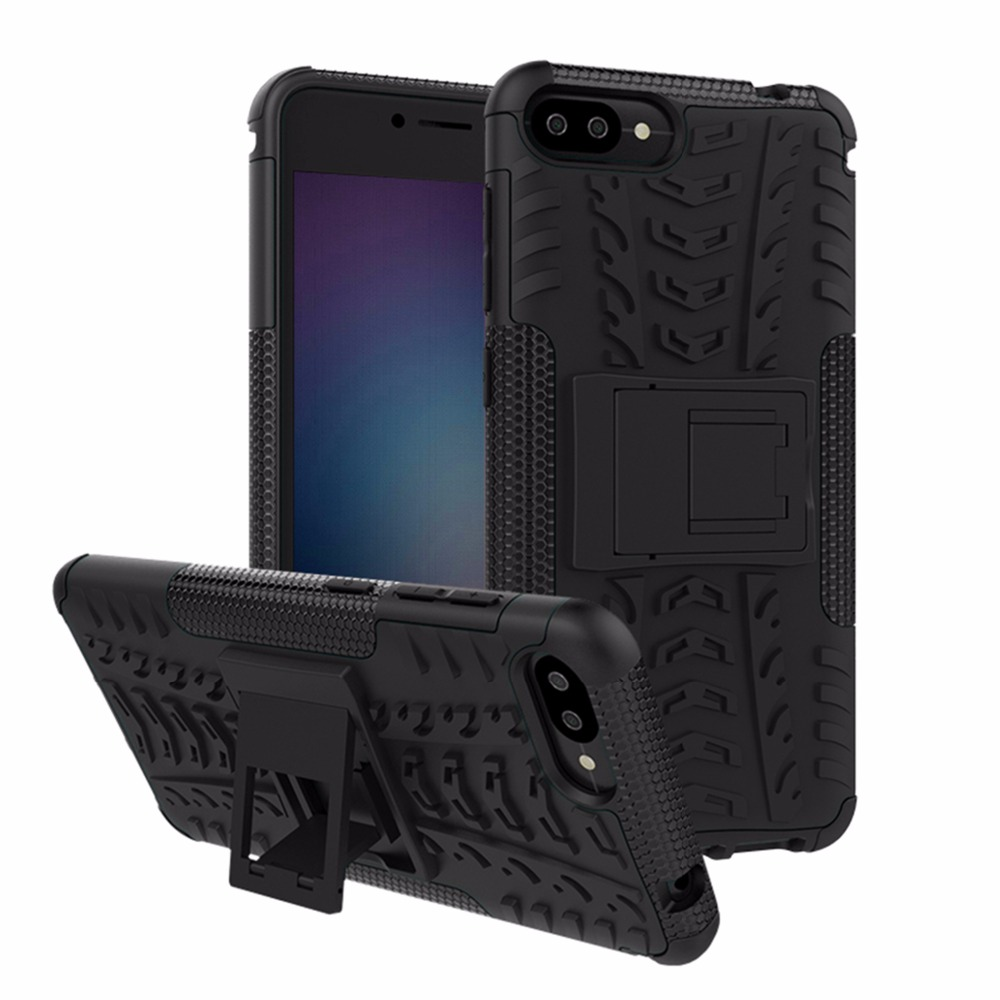 For Asus Zenfone 4 Max ZC520KL Cover Hybrid ShockProof Armor TPU +PC Phone Stand Case For Asus 4Max ZC520KL <font><b>ZC</b></font> <font><b>520</b></font> <font><b>KL</b></font> Phone Case image