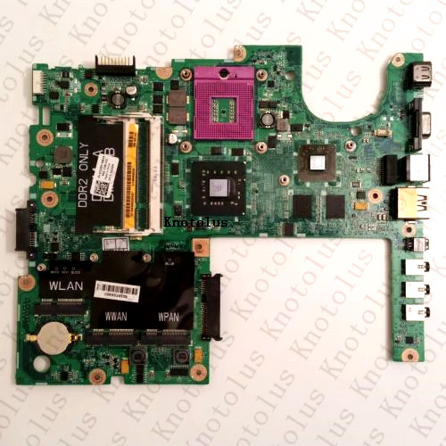 CN-0C235M for DELL XPS 1555 laptop motherboard DDR2 Free Shipping 100% test ok lmdtk new 12 cells laptop battery for dell latitude e5400 e5500 e5410 e5510 km668 km742 km752 km760 free shipping