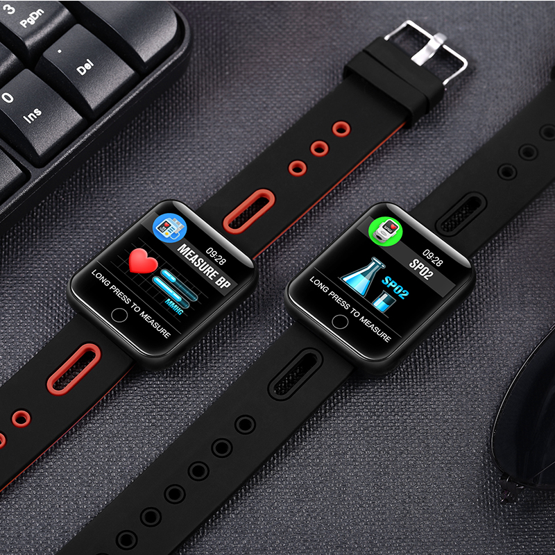 BINSSAW Smart Watch Devices Portable Electronics Wrist Phone Support SIM TF Card For Android smartphone Smartwatch