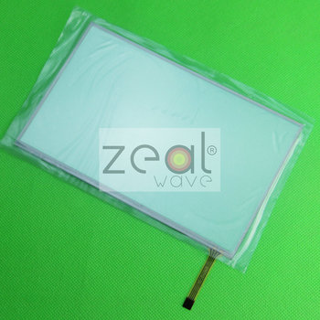 5 Pcs/lot 7'' Touch Panel for 07012-3A 160*100mm Car DVD Audio with Innolux AT070TN83 V.1 AT070TN84 Free Shipping