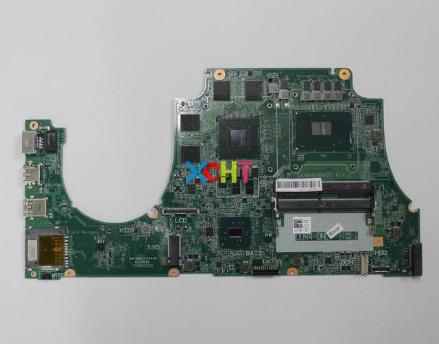 Dell の Inspiron 15 5577 CN 0318DK 0318DK 318DK ワット i5 7300HQ 3.5 ghz DDR4 ノートパソコンのマザーボードマザーボードテスト